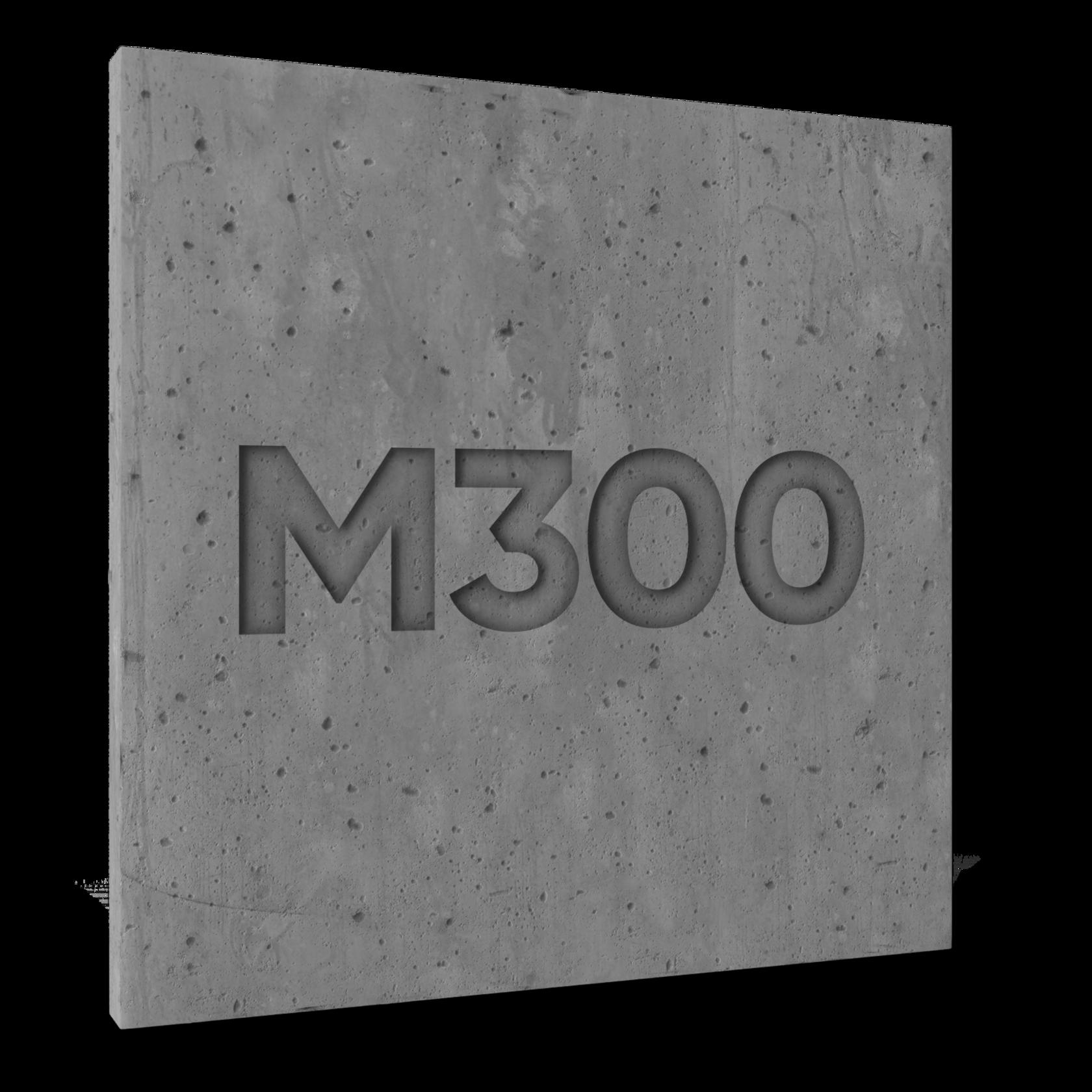 заказ бетона 300
