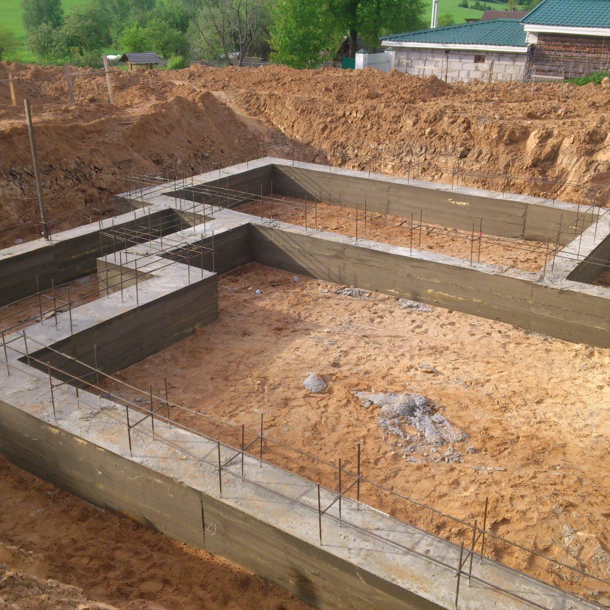 какой купить бетон для фундамента