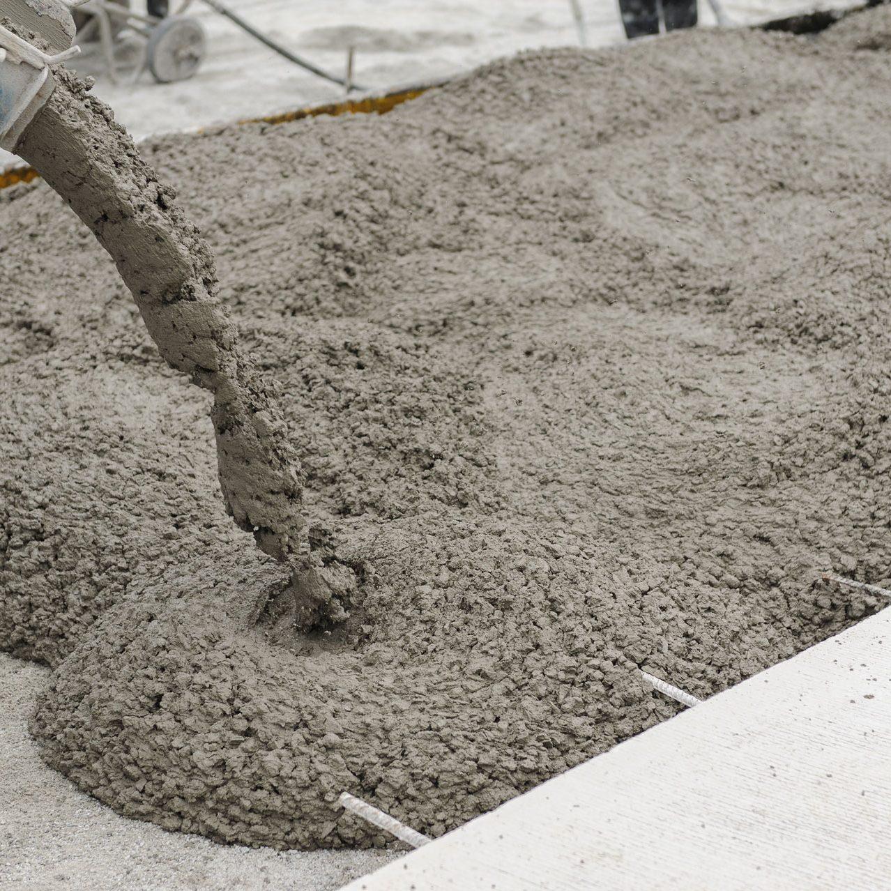 Где купить бетон в спб замазать цементном растворе