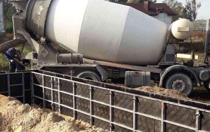 Миксер раствора бетона с доставкой