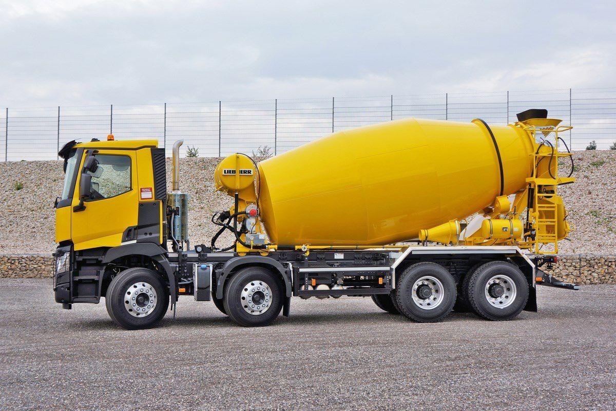 Стоимость доставки бетона миксером