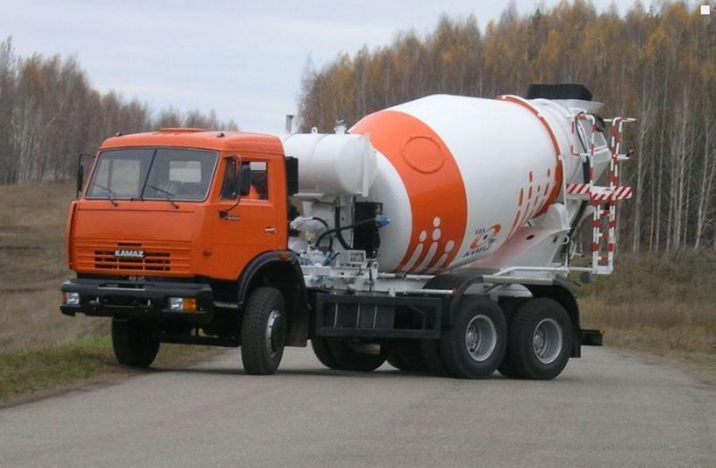бетон с доставкой по Санкт-Петербургу