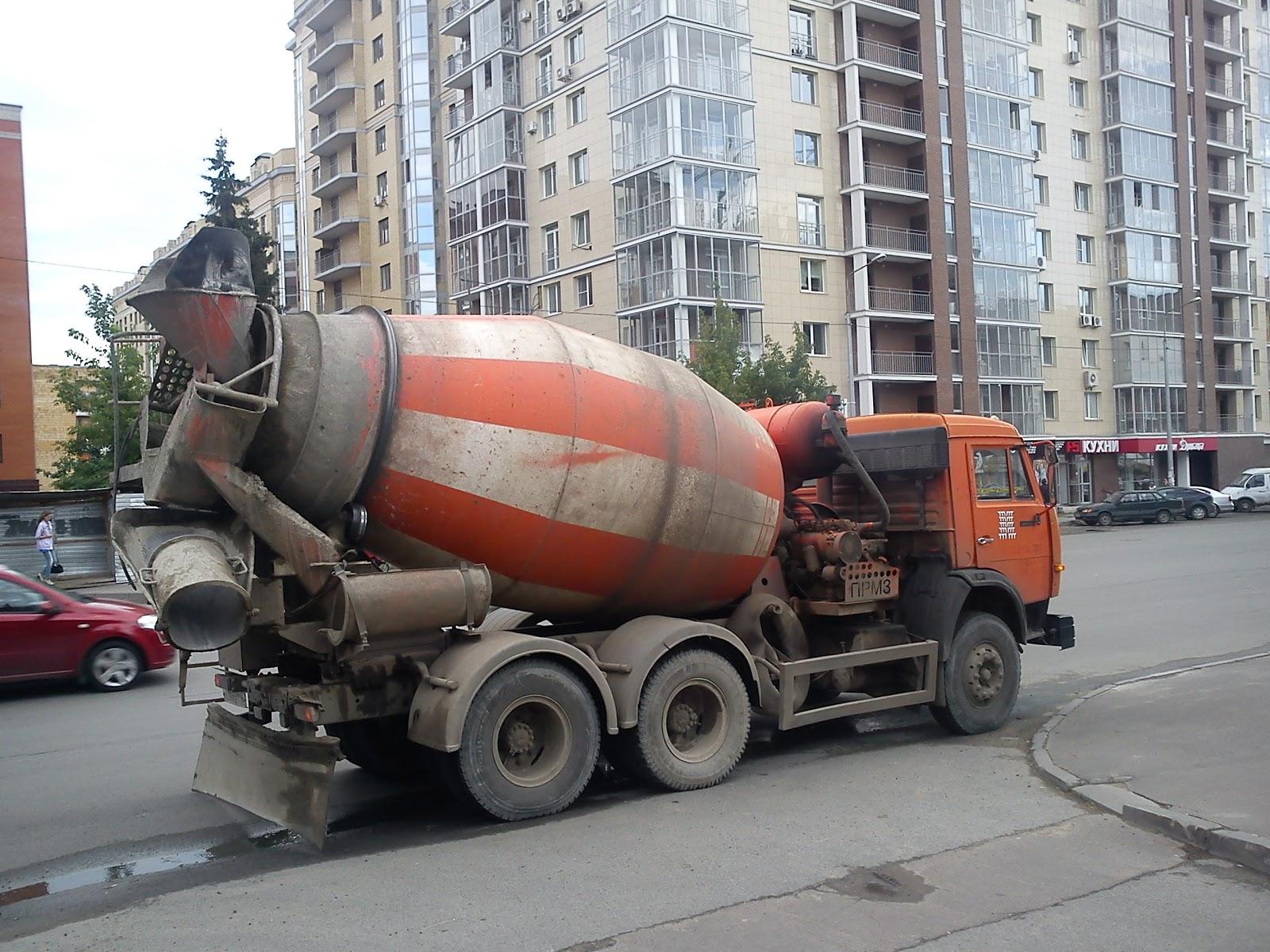 купить раствор бетона с доставкой