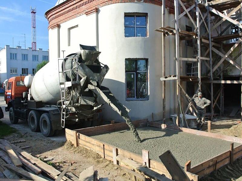 Доставка бетона в Бор по выгодным ценам