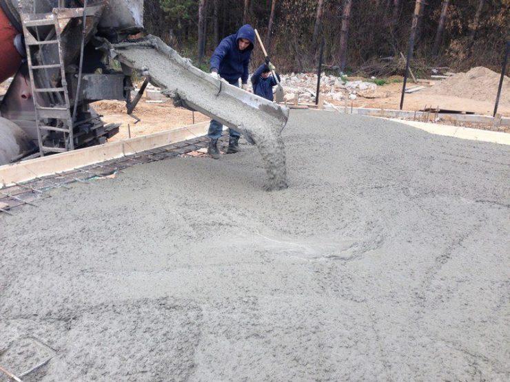 Доставка раствора бетона по выгодной цене