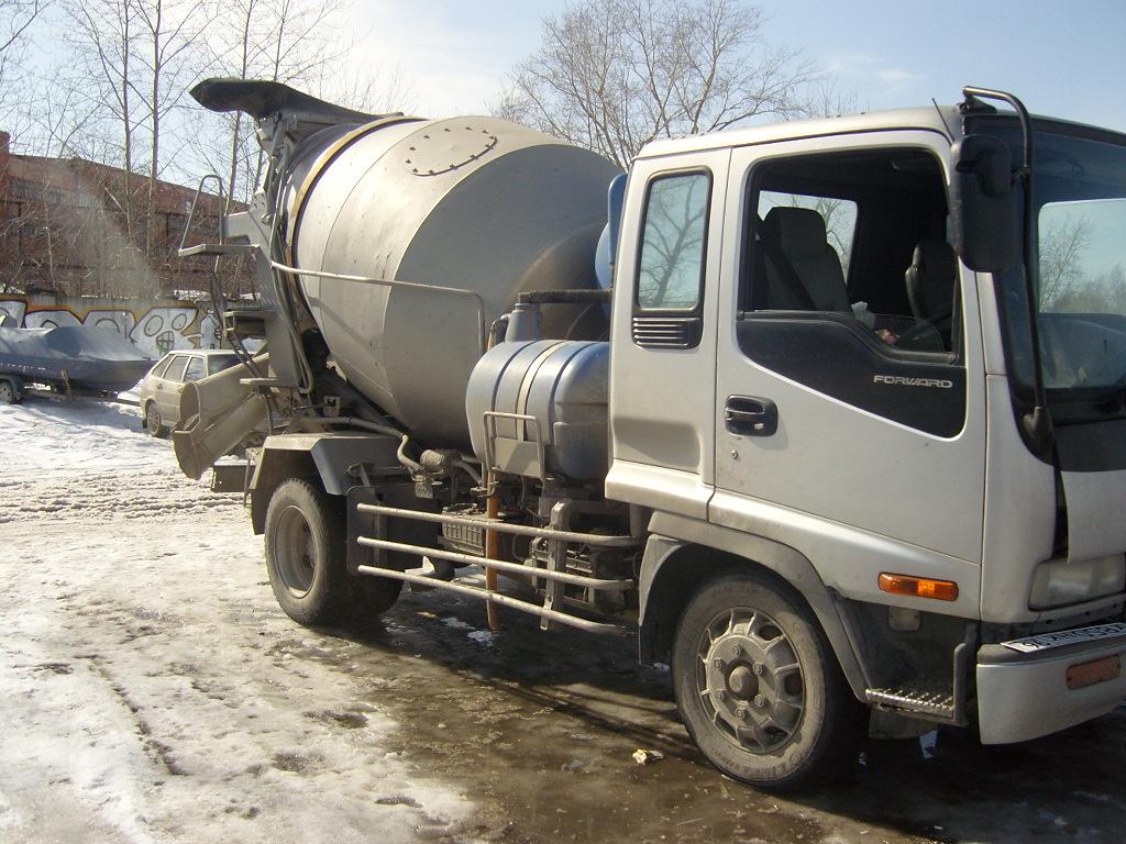 Заказать машину бетона с доставкой