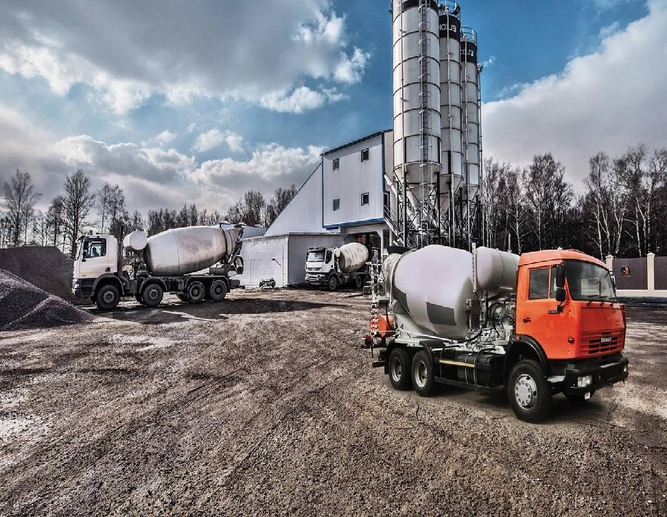 Сколько стоит бетон с доставкой в СПб