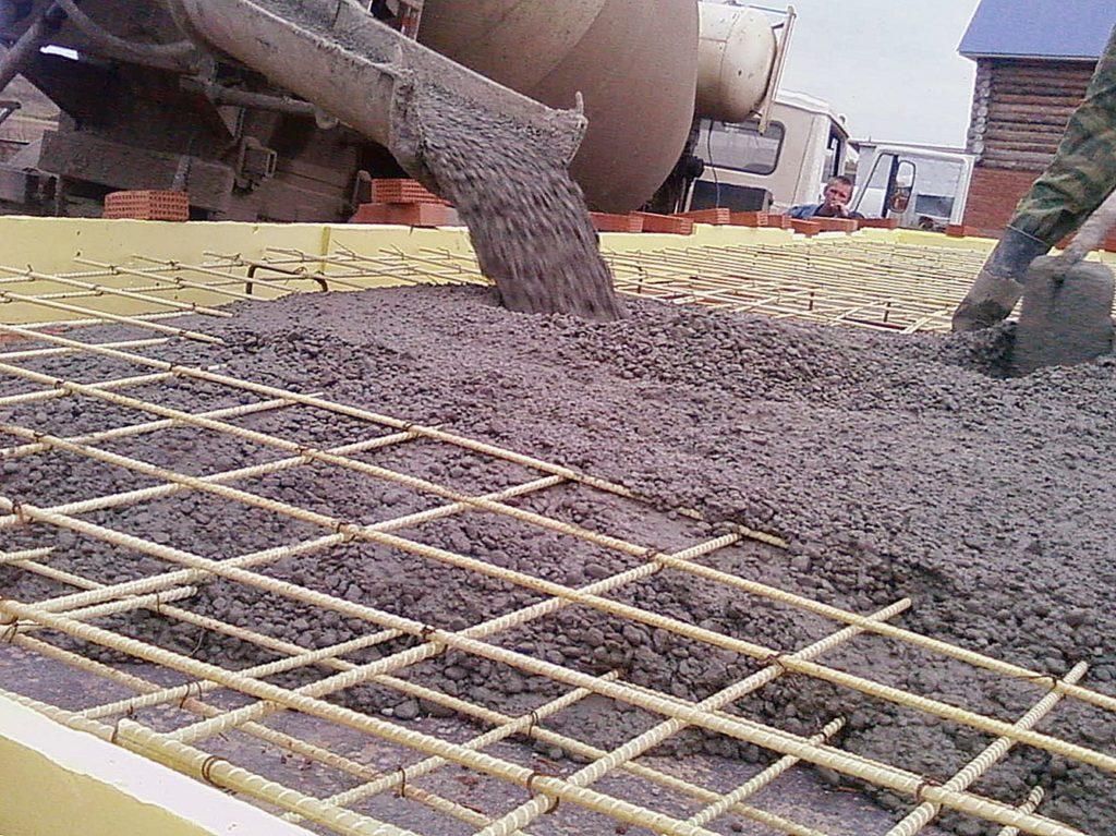 Цена бетона за м3 с доставкой