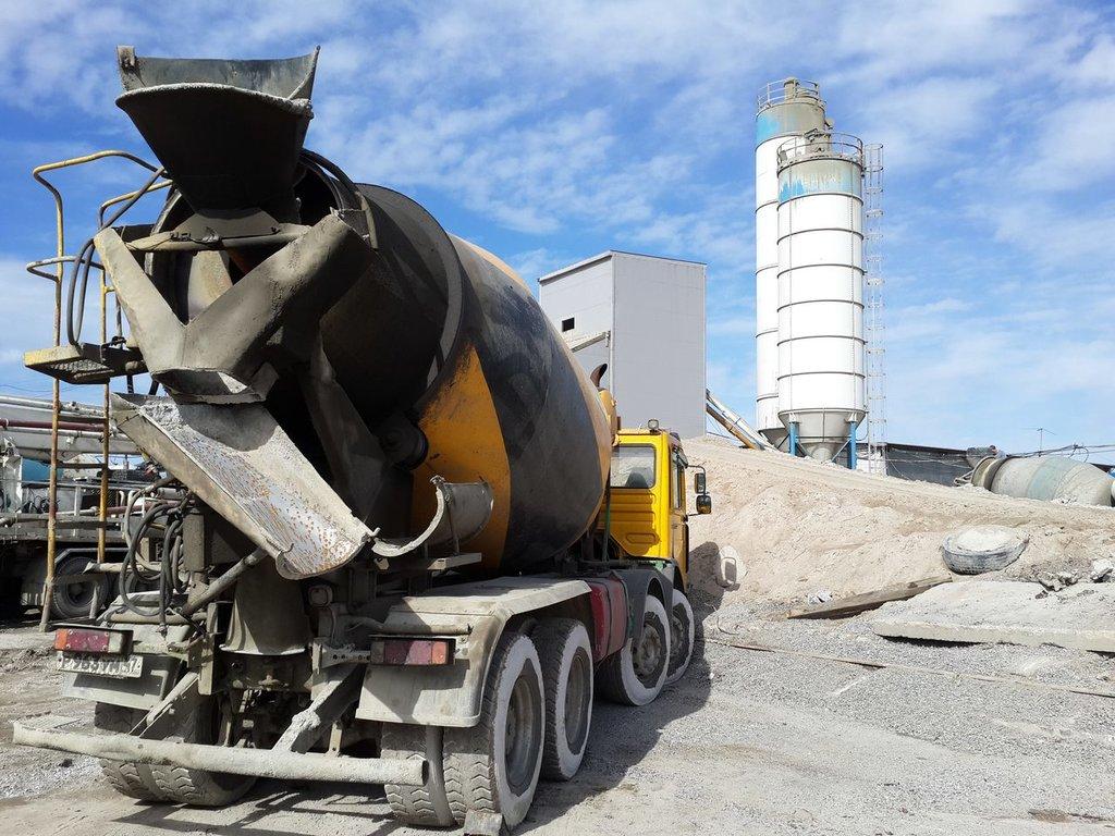 продажа бетона прямо с завода